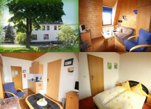 Bild: Kleine Ferienwohnung Ebert&Green im Erzgebirge