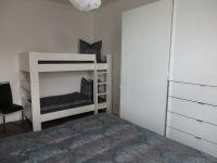 Großes Doppelbett und Etagenbett - Bild 10: EG FEWO in Göhren 200m zum Strand, Terrasse, WLAN!!