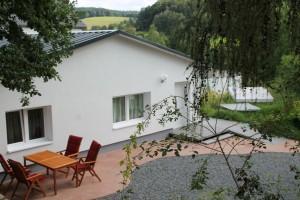 Bild: eigentlich ein Haus barrierefrei im Odenwald