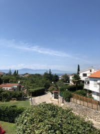"""Ausblick - Bild 31: Ferienhaus """"Villa Malinska"""" mit Meerblick auf der Insel Krk"""