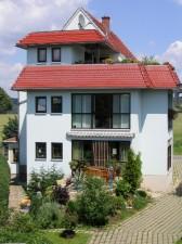 Bild Haus Morgensonne & Panoramahöhe im Elbsandsteingebirge mit Panoramablick