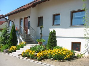 Bild: Ferienwohnung Haus Baier****mit Freisitz, in 20 Minuten am Bodensee